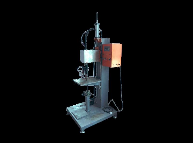 立式转枪型环缝焊机