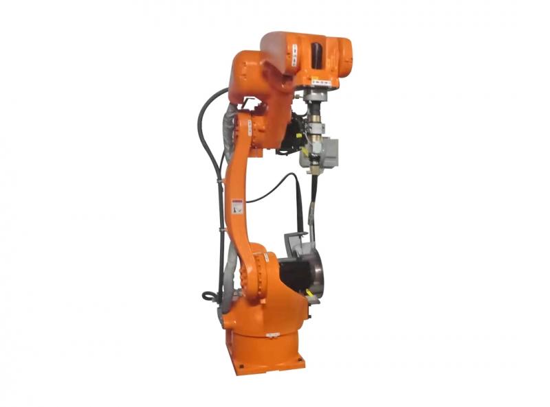浅谈机器人焊接的特点